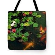 Lily 0147 - Watercolor 1 Sl Tote Bag