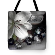 Lily And Marbles Tote Bag