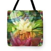 Lily Birth Tote Bag