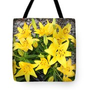 Lily Gathering Tote Bag
