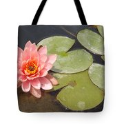 Lily Honey Tote Bag