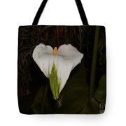 Lily In The Dark Tote Bag