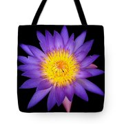 Lily In The Void Tote Bag