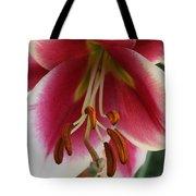 Lily Macro Tote Bag
