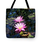 Lily Monet Tote Bag