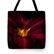 Lily Number Nine Tote Bag