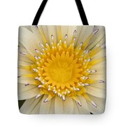 Lily Of The Lake Tote Bag