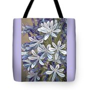 Lily Of The Nile Tote Bag