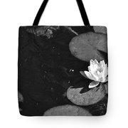 Lily Pad In Bloom Tote Bag