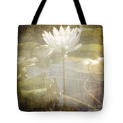 Lily Reflections Tote Bag