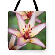 Lily One Tote Bag