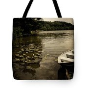 Lilypads In The Lake Tote Bag
