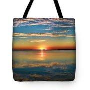Lima Ohio Sunset Tote Bag
