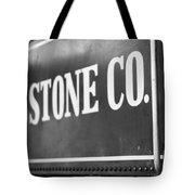 Lima Stone Co Tote Bag