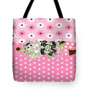 Limited Ladybugs  Tote Bag