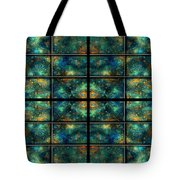 Limitless Night Sky Tote Bag by Betsy C Knapp