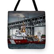 Limnos Coast Guard Canada Tote Bag