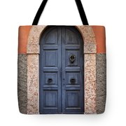 Limone Door Tote Bag