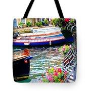 Limone Getaway Tote Bag
