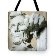 Lincoln - 3463 Watercolor 1 Tote Bag