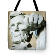 Lincoln - 3463acanthus Hp Tote Bag