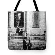 Lincoln And Sons, 1860 Tote Bag