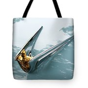 Lincoln Capri Hood Ornament Tote Bag