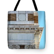 Lincoln County Courthouse Corner Tote Bag
