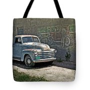 Lincoln Highway Tote Bag