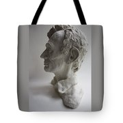 Lincoln-honest Abe Tote Bag
