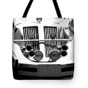 Lincoln Horns Tote Bag