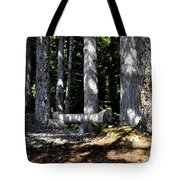 Lincoln Logs Tote Bag