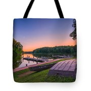 Lincoln Trail State Park Tote Bag