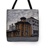 Lincoln Train Station Tote Bag