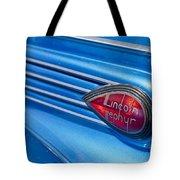Lincoln Zephyr Tote Bag