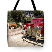 Lincoln Zephyr Tote Bag