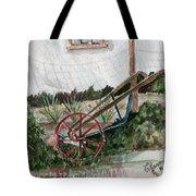 Lindas' Garden Tote Bag