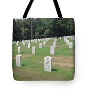 Line Of Heros Tote Bag