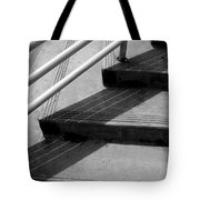 Linear In Four Four Time Tote Bag