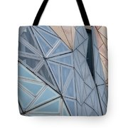 Lines - Shapes - Colors Tote Bag
