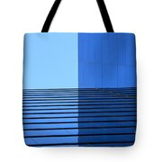 Squared Reflection Tote Bag