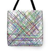 Lines.3 Tote Bag