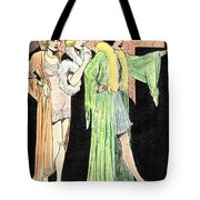 Lingerie Ladies Tote Bag