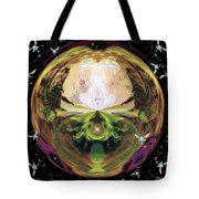 Link From The Legend Of Zelda Tote Bag by Paula Ayers