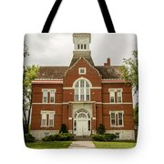 Linn County Courthouse 3 Tote Bag