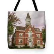 Linn County Courthouse Tote Bag