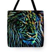 Lion - 1 Tote Bag