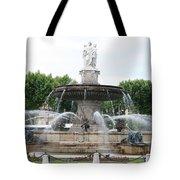 Lion Fountain - Aix En Provence Tote Bag