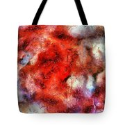 Lion Sky Tote Bag