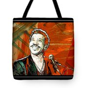 Lionel In Red Tote Bag